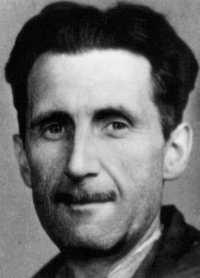 Eric Blair - Aka George Orwell